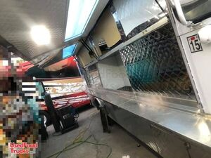 Ready to Work GMC Mobile Kitchen / Permitted Step Van Food Truck.