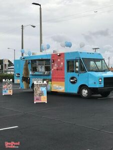 27' Chevrolet P30 Gelato Truck / Mobile Ice Cream Business.