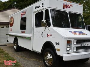 Ready for Business GMC P3 Step Van 26' All-Purpose Food Truck.