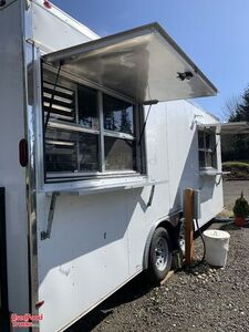 2018 8.5' x 20' Professional Mobile Kitchen / Loaded Food Concession Trailer.
