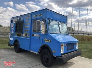 Chevrolet P30 Health Department Approved Mobile Kitchen Food Truck.
