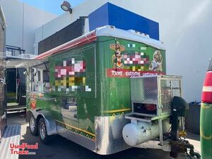 Commercial Mobile Kitchen / Permitted Food Concession Trailer.