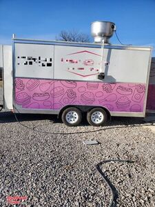 2020 - 7' x 14' Health Department Approved Food Concession Trailer.