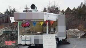 7.5' x 20' Food Concession Trailer / Mobile Grilling Unit.