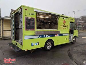 Fully Loaded Chevrolet P30 12' Step Van Kitchen Food Truck.