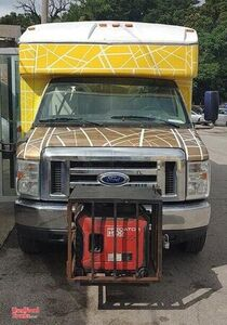 Ready to Cook and Serve 2014 Ford E350 All-Purpose Food Truck.