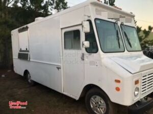 Chevy Step Van Food Truck with a Brand New 2020 Kitchen Build-Out.