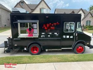 Chevrolet Diesel Food Truck / Commercial Mobile Kitchen.