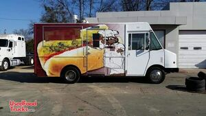 Used GMC 22' Diesel Food Truck / Commercial Mobile Kitchen.