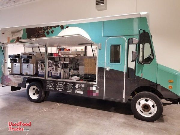 2001 Grumman Olson Diesel Ice Cream Truck / Mobile Ice Cream Business.