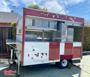 5' x 9' Street Food Concession Trailer/Used Food Trailer.