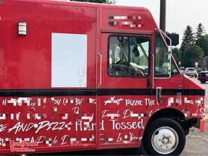 Freightliner MT45 Diesel Step Van Pizza Truck / Mobile Pizza Business.