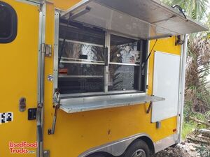 2011 Freedom 8.5' x 14' State Certified Kitchen Food Concession Trailer.