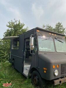 2002 GMC Diesel Food Truck with BRAND NEW Unused Kitchen.