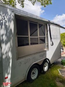 DIY Fixer Upper Used 2004 Mobile Food Concession Trailer.