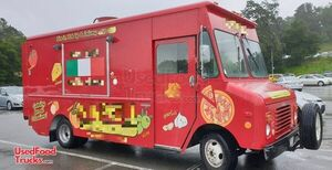 Chevy Grumman 25' Step Van Pizza Truck / Mobile Kitchen Truck.
