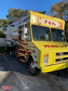 23.5' Chevrolet D-30 Ready to Work Mobile Kitchen / Step Van Food Truck.