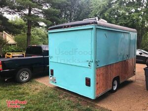 Wells Cargo Permitted Shaved Ice Concession Trailer/Mobile Snowball Store.