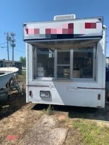 2005 Wells Cargo 8' x 16' Mobile Kitchen Food Concession Trailer.