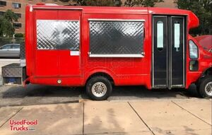 13' Ford E350 Food Truck Commercial Mobile Kitchen- 2018 Kitchen Install.