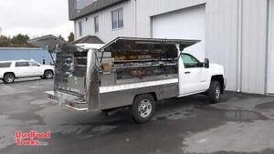 2016 Chevrolet 2500HD Lunch Serving / Canteen-Style Food Truck.