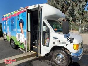 2006 Ford Econoline 21' Health Department Approved Ice Cream Truck.