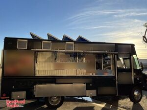 24' Chevrolet P30 Diesel Food Truck / Permitted Mobile Kitchen.