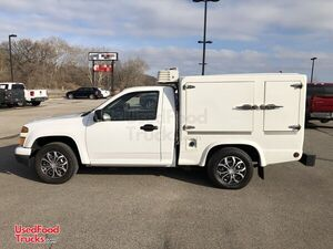 2011 Chevrolet Colorado Low Mileage Lunch Serving/Canteen Food Truck.