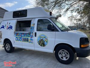 2005 Chevrolet Express Ice Cream Truck / Mobile Ice Cream Store.