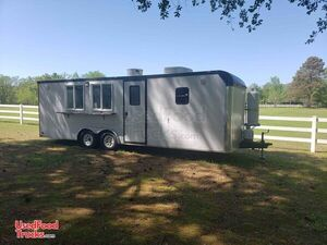 2000 Haulmark 8' x 24' Kitchen Concession Trailer with Ansul Pro Fire System.