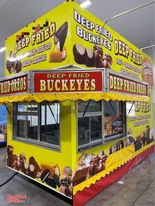 2011 - 8' x 13' Fair Food Concession Trailer with Pro Fire Suppression System.