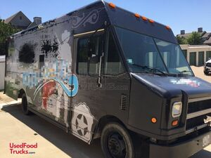 Custom-Built 2006 GMC Workhorse Step Van Kitchen Food Truck.