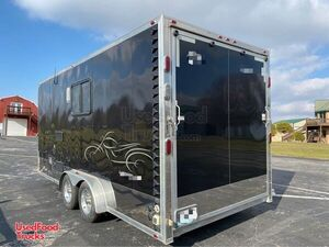 2007 Cargo Trailer Toy Hauler w/ Living Quarters- Great for Conversion.