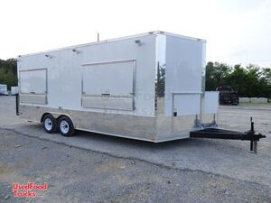 2005 Wells Cargo 8' x 16' Food Concession Trailer / Fully Loaded Mobile Kitchen.