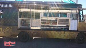 Fully-Operational Chevrolet Step Van Food Truck / Mobile Kitchen.