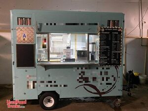 Permitted 2019 Coffee Espresso and Food Concession Trailer / Mobile Cafe.