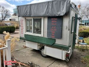 Ready to be Personalized Food Concession Trailer / Mobile Food Vending Unit.