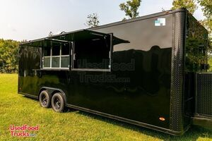 Brand NEW 2020 - 8.5' x 20' Food Concession Trailer / Loaded Mobile Kitchen.