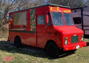 Ready for Business Used GMC Step Van All-Purpose Food Truck.
