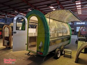 BRAND NEW and Never Used 2019 - Compact 7' Food Concession Trailer.