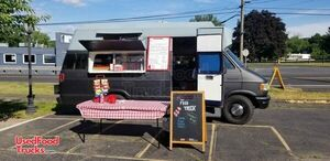 Used Dodge Ram Van Food Truck / Ready to Work Mobile Kitchen.