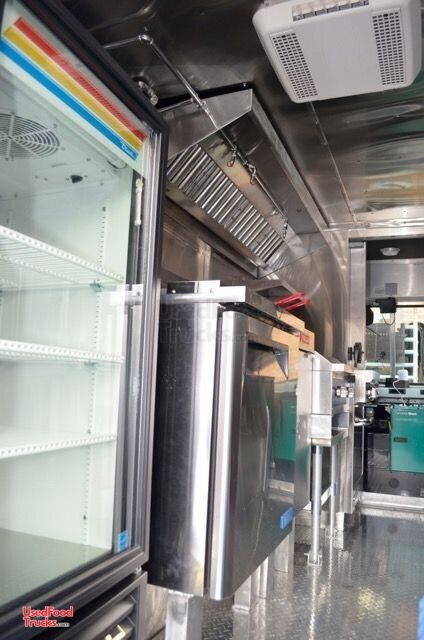Truck Supply Near Me >> 2005 Workhorse P30 Step Van Kitchen Food Truck / Mobile ...