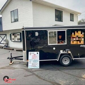 2020 Challenger Homesteader 6' x 12' Food Concession Trailer.