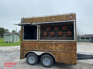 Turnkey Ready 2015 - 8' x 10' Freedom Old Fashion Soda Concession Trailer.