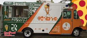 Well-Maintained 2004 Chevrolet Workhorse P42 Diesel Pizza Cone Truck.