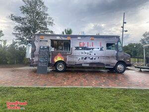 Low Mileage 26' GMC Diesel Food Truck / Commercial Mobile Kitchen.