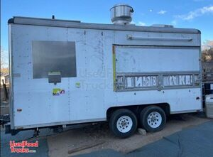 Wells Cargo Remodeled Street Food Concession Trailer / Mobile Kitchen.