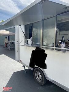 2016 8' x 12' Food Concession Trailer / Lightly Used Mobile Kitchen.