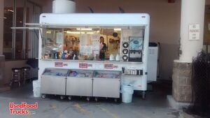 2010 - 8' x 12' Waymatic Custom Built Concession Trailer