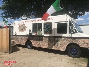 Turnkey 2001 Custom-Built Step Van Kitchen Food Truck / Used Mobile Kitchen.